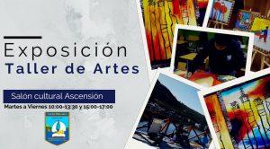 """Exposición de pinturas """"MelinkArt"""" @ Centro Cultural Ascensión"""
